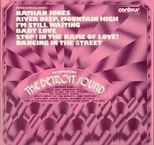 INTRODUCING THE DETROIT SOUND various artists 2870144 uk contour LP PS EX/EX