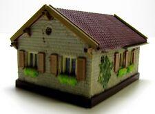 FALLER Einfamilienhaus Fertighaus Spur H0 1:87 - DEFEKT
