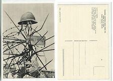 colle di sant elia cartolina d' epoca sacrario prima guerra mondiale 71017