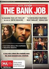 The Bank Job (DVD, 2008) VGC Pre-owned (D85)