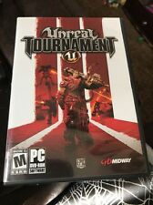 Unreal Tournament 3 (PC, 2007) windows first person shooter action game