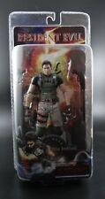 Resident Evil Biohazard Chris Redfield Action Figure NIB NECA Capcom 2006