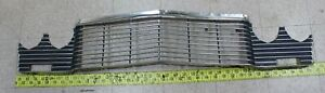 Used OEM GM Grille 1965 Chevrolet Impala Belair Caprice (G40)