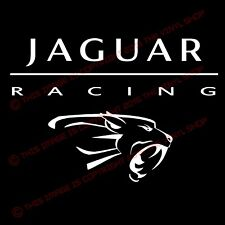 JAGUAR RACING LOGO X Type XK8 XKR S XJR XJ8 XJ6 Racing Decal sticker