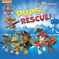 Pups to the Rescue! (Paw Patrol) (Pictureback Books), Random House | Used Book,