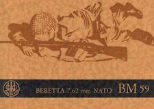ESERCITO -  ITALIA - Fucile Mitragliatore Beretta BM59 FAL 7,62 1966 BR - DVD