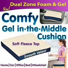 Forever Comfy Cushion - As Seen On TV - Comfortable Gel Pad Seat Pillow