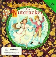 The Nutcracker (Jewel Sticker Stories)-ExLibrary