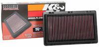 33-3125 K&N KN Air Filter fits HYUNDAI TUCSON KIA SPORTAGE 1.6 1.7 2.0