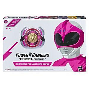 Power Rangers Lightning Collection Mighty Morphin Pink Ranger Power Morpher