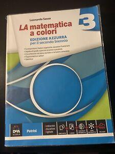 La Matematica A Colori 3, ISBN 978 88 494 2014 2