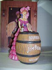 Jim Beam IAJBBSC Convention Pink Saloon Girl Outpost Saloon Decanter MIB