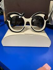 Prada Sunglass Spring 23 N With Case. Used Only Once.