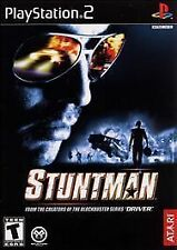 Stuntman (RED & BLACK LABEL)(PS2), Excellent Video Games