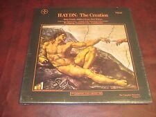 QUADRAPHONIC 3 LP BOX SET HAYDN: THE CREATION HELEN DONATH RARE QSVBX 5214