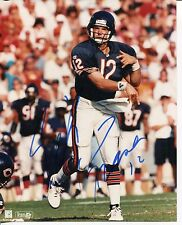Erik Kramer Chicago Bears North Carolina State QB Signed Autograph Photo