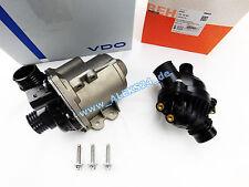 Eléctrico Bomba de agua VDO + Termostato Behr BMW E81 E90 X3 X5 X6 Z4 M