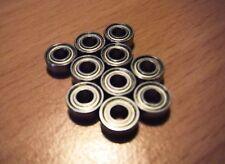 10 X Metal Rodamientos: 7x3x3mm Ansmann Rc (7 X 3 X 3/7 X 3 X 3mm/7x3x3) 191000002