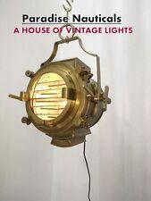 Mid Century Modern Antique PENDANT LAMP Hanging Light / Wall Hanging Retro Decor