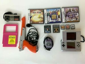 Lot Of Miscellaneous Vintage Video Games And Accessories Nintendo Etc
