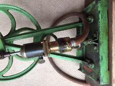 Geryk Hand Vacuum Pump by Pulsometer Engineering London Reading