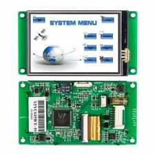 3.5 Inch HMI Smart TFT LCD Dsiplay Module with Touch Control+Program+UART Port