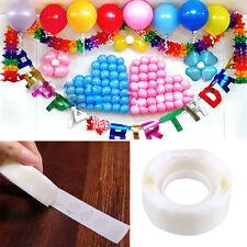 Sticky Balloon Glue Wedding Birthday Party Decor Glue Dot Foil Balloon