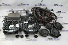 BMW F25 X3 HIFI AUDIO SOUND SYSTEM SPEAKERS SUBWOOFERS AMPLIFIER SET