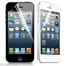 6x Clear Front Screen Protectors Guards for Apple iPhone 5 5s 5c