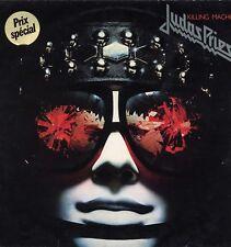 """JUDAS PRIEST """"KILLING MACHINE"""" ORIG HOLL 1978  VG+/VG+"""