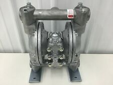 Dayton 6Py54 Double Diaphragm Pump Aluminum Air Operated Ptfe 35 Gpm