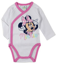 BABY GIRLS MINNIE MOUSE/DALMATIONS BODYSUIT BABYGROW ROMPERSUIT NEWBORN TO 2 YRS