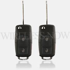 2 Car Flip Key Car Keyless Remote 3B For 2005 2006 2007 Ford Freestyle