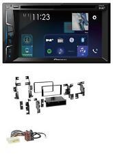 Pioneer Bluetooth DAB DVD MP3 USB 2DIN Autoradio für Nissan Juke Navara NV ab 12