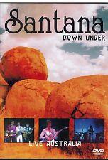 DVD  Santana – Down Under Live Australia