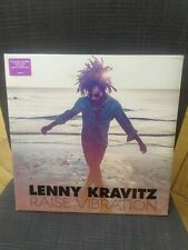 LENNY KRAVITZ – RAISE VIBRATION 2X COLOURED VINYL LP (NEW/SEALED)