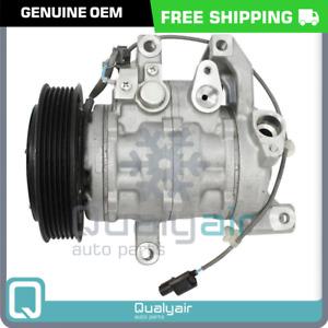 OEM A/C Compressor fits Honda HR-V 1.8L 2016-18 - 10SRE11C - 447280-2810