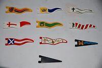 Playmobil banderrines A-5