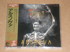 ARS NOVA - TRANSI - CD JAPAN COME NUOVO (MINT)