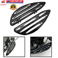 Motorcycle Front CNC Driver Stretched Floorboards For Harley Touring US Stock TU