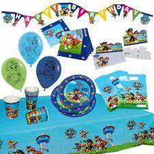 XXL Party Geburtstag Set für Jungs | Paw Patrol | Partykoffer 51 Teile
