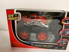 2009 New Bright DODGE RAM 1500 Full Function RC Truck #4310 radio shack (RED)