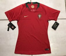 Nwt Nike Portugal National Team 2018 Soccer Jersey Women's Small Msrp $90