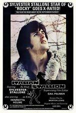 ITALIAN STALLION Movie POSTER 27x40 Sylvester Stallone