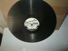 BLACKWOOD BROTHERS - JUST A LITTLE TALK WITH JESUS / CABIN IN GLORY rare 78 VG++