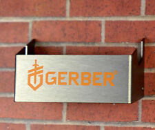 GERBER DISPLAY STAND TO HOLD ONE KNIFE (NOT INCLUDED) STAINLESS STEEL, G0569