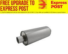 "Flowmaster DBX Series Hushpower Muffler Round, 2-1/4"" Inlet/Outlet"