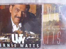 Ernie Watts- Unity/ The long Road Home- JVC- 2 CDs- lesen