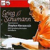 Grieg, Schumann: Piano Concertos (2010)