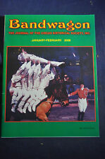 Bandwagon Magazine *Greatest Place on Earth*Norma Davenport Christiani*Goodrich